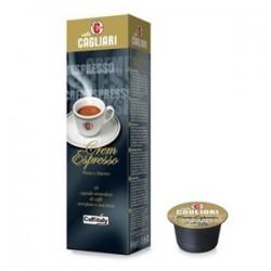 Caffitaly Cagliari Crem Espresso (10 cps)