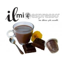 10 Capsule Compatibili Nespresso Mini Cioccolata