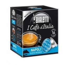 Bialetti Napoli (16 capsule) - I caffè d'Italia