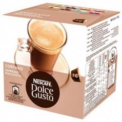Nescafe' Dolce Gusto Cortado (16 capsule)