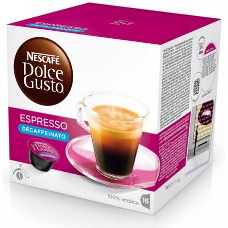 Nescafe' Dolce Gusto Espresso Decaffeinato (16 capsule)