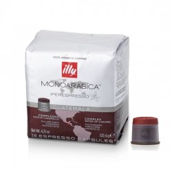 Illy Iperespresso Monoarabica Guatemala (18 capsule)
