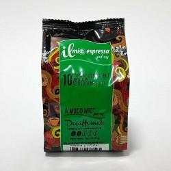 10 Compatibili A Modo Mio Decaffeinato Il Mio Espresso
