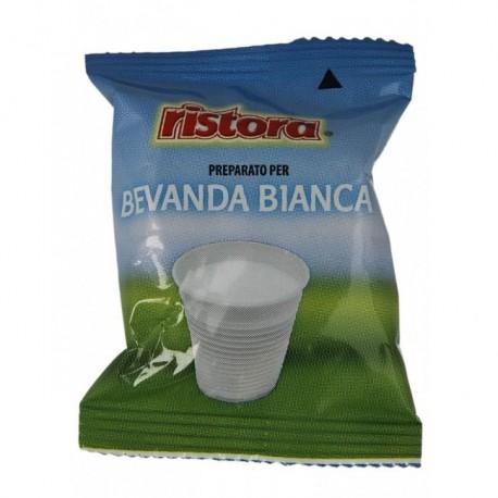25 Compatibili Espresso Point Ristora Bevanda Bianca