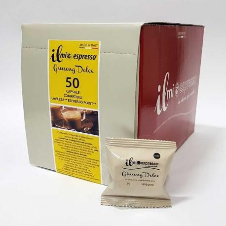 50 Compatibili Espresso Point Il Mio Espresso Ginseng Dolce
