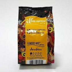 10 Compatibili A Modo Mio Arabica Il Mio Espresso