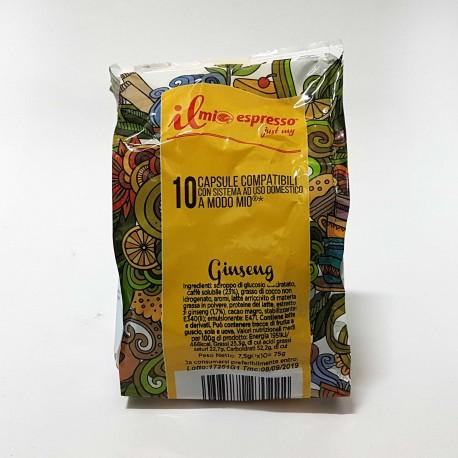 10 Compatibili A Modo Mio Il Mio Espresso Ginseng