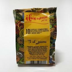 10 Compatibili A Modo Mio Il Mio Espresso Tè al Limone