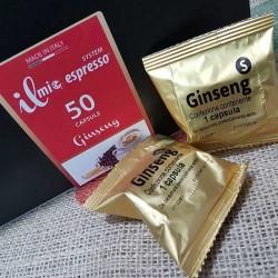 Ginseng Il Mio Espresso System