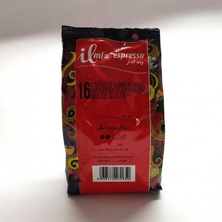 16 Capsule Compatibili Il Mio Espresso Aromatico