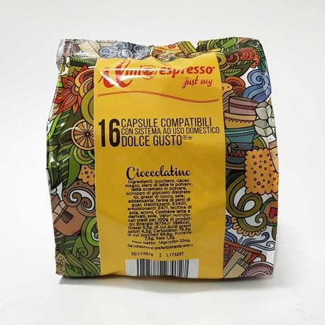16 Capsule Compatibili Il Mio Espresso Cioccolatino