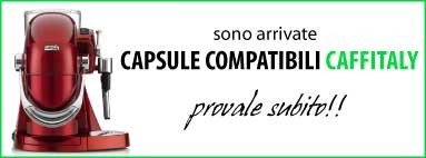 NUOVE CAPSULE COMPATIBILI CAFFITALY